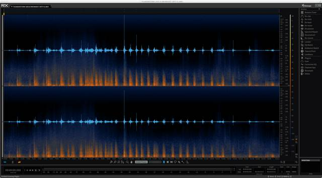 RX5 Screen