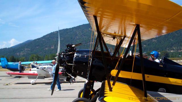 Sandpoint Idaho Fly In 2011