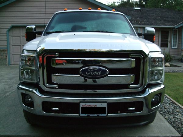 Ford F-350 Truck