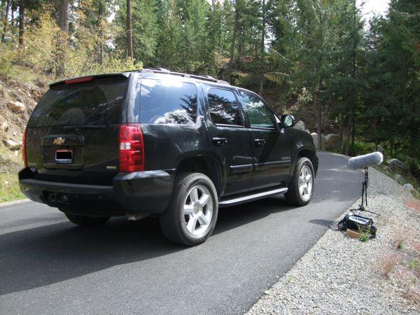 2007 Tahoe Recording