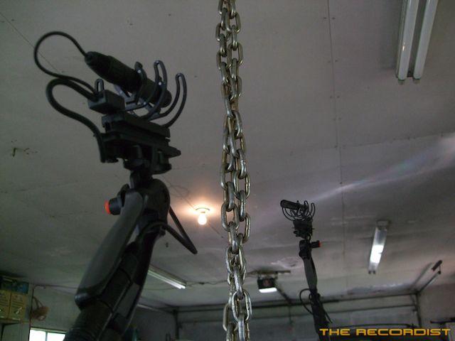 Chain Recording 5-25-11
