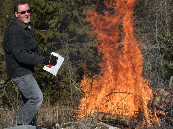Fire Recording 2010