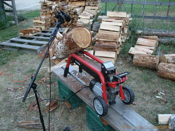 Wood Splitter Photo