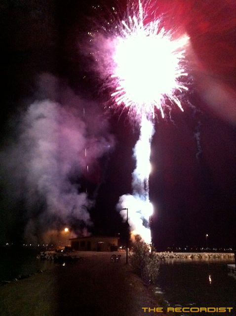 Fireworks Recording 2011