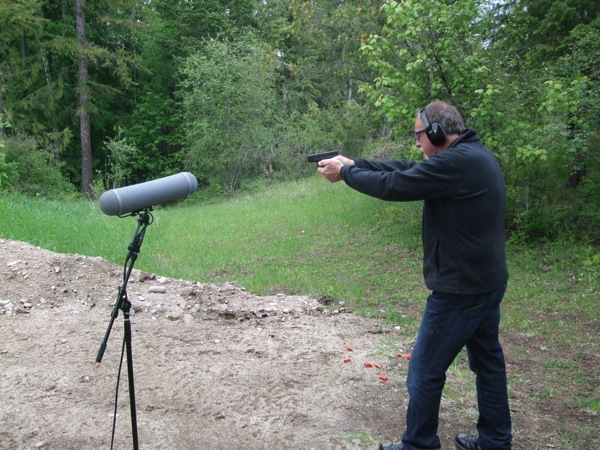 Gun Recording 5-30-10