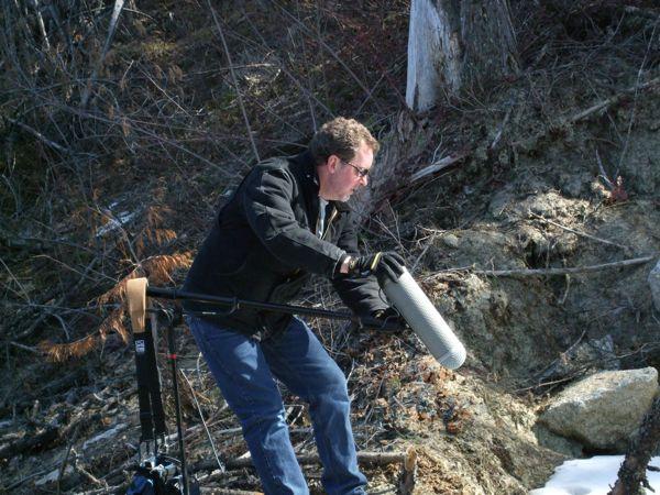 Ice Recording 2010