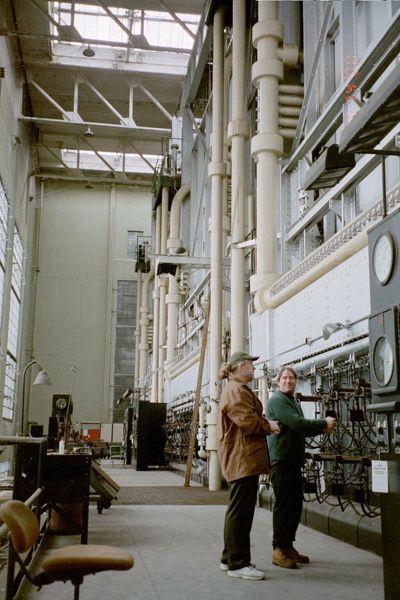 Shuffleton Power Plant