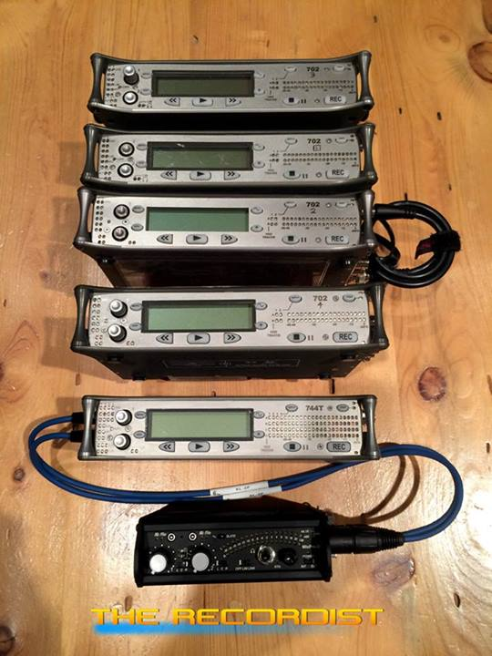 Sound Devices Gear2014