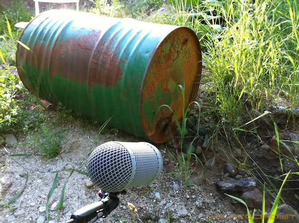 Water Barrel 2011