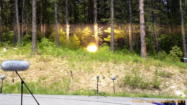 Explosion Recording 2012