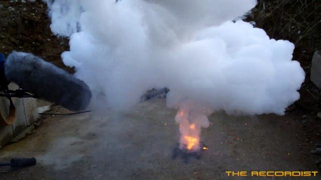 Fire Recording 2012