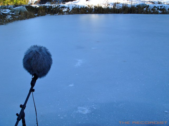 Ice Recording Pond