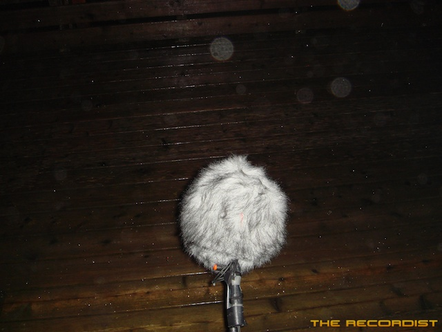 Rain Recording 2012