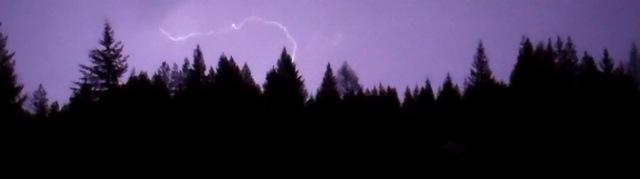 Thunder Recording 2012