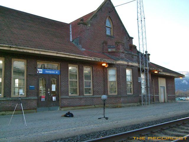 Train Recording 11-13-2011
