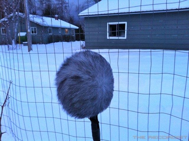 Wind Recording 2012