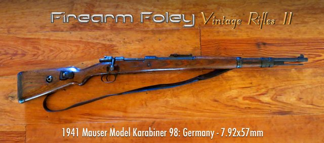 Cleaning Invoices Firearm Foley Vintage Rifles  Hd Pro  The Recordist Google Play Receipts with Abn Invoice Template Word The Karabiner  Is A Boltaction Rifle Chambered For The Mm Mauser  Cartridge That Was Adopted On  June  As The Standard Issue Rifle By  The  I Invoice Pdf