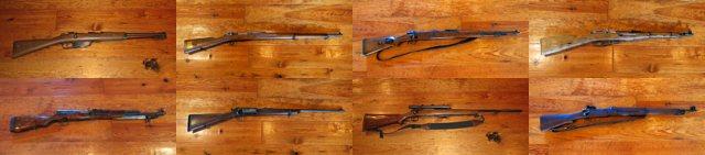 Vintage Rifles 2 Banner