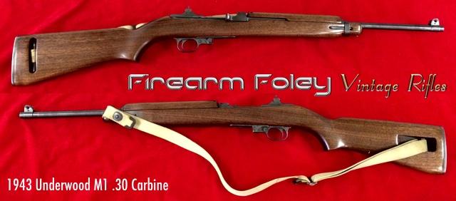 Gun-M1-Carbine-1943
