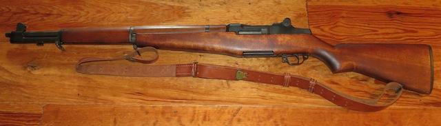 M1 Garand 1982