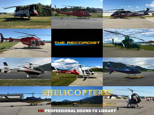 Helicopters HD Pro