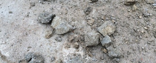 Rock Smash Debris