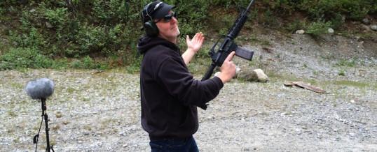 Full Auto Gun Recording