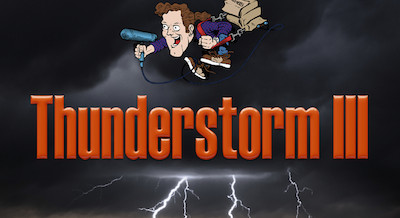 The Making Of Thunderstorm 3 Part 2