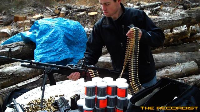 M60 Machine Gun HD Pro