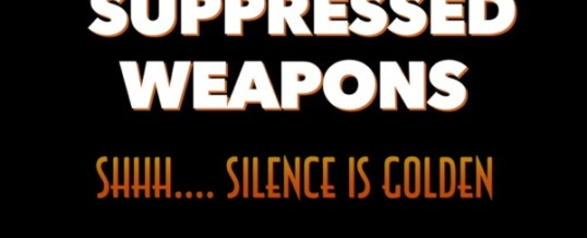 Suppressed Weapons Teaser Videos
