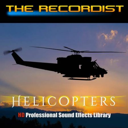 CH47D Chinook HD Pro | The Recordist