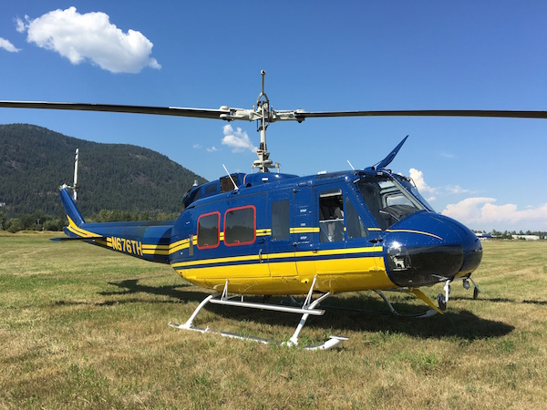 Huey Helicopter For Sale >> UH-1H Huey Helicopter Recording | The Recordist