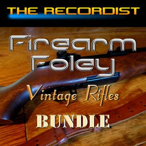 Firearm Foley: Vintage Rifles Bundle
