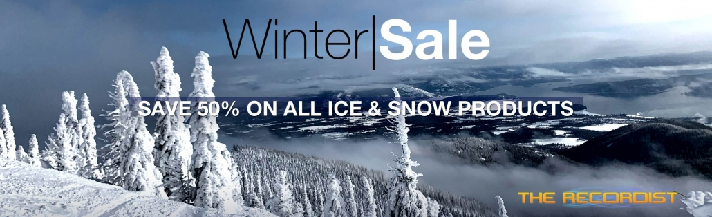 Winter Sale Save 50 Percent